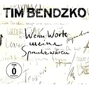Cover Tim Bendzko   Wenn Worte meine Sprache waeren (2012) [DVD5]
