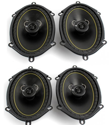 Kicker Ks670 Car Audio Ks Series 6 3 4 Component Speakers: Best 6x8 Inch Car Bass Speakers 2016 On Flipboard By Jim Mie