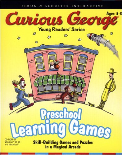 Curious George Preschool Learning Games - Pc/Mac