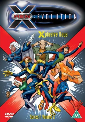 X-Men - Evolution: Xplosive Days [DVD]