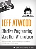 img - for Effective Programming: More Than Writing Code book / textbook / text book