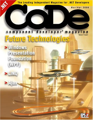 Code - Component Developer MagazineCode - Component Developer Magazine