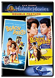 Beach Party/ Bikini Beach (Midnite Movies Double Feature)