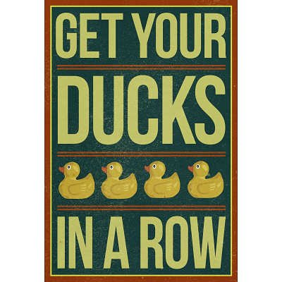 Cool Rubber Duckies front-144873