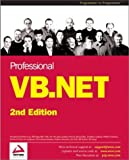 Professional VB.NET, 2nd Edition (1861007167) by Fred Barwell