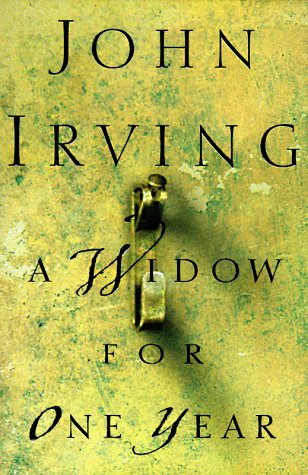 A Widow for One Year: A Novel, JOHN IRVING