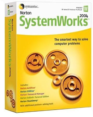 Symantec SystemWorks 2004 Standard