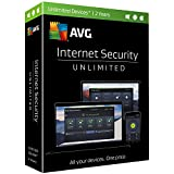 AVG  Internet Security, Unlimited Devices, 2 Years