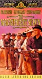 The Magnificent Seven (Widescreen Edition) [VHS]