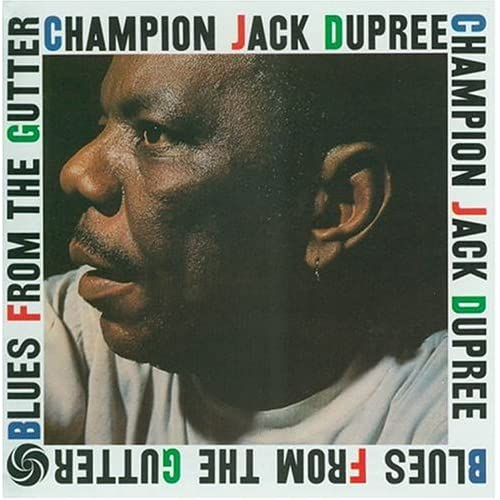 Champion Jack Dupree - T.B. Blues