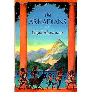 The arcadians lloyd alexander wtw repertory company for Alex co amazon