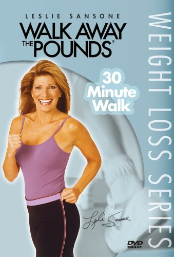 Walk Away the Pounds: 30 Minute Walk [DVD] [2006] [Region 1] [US Import] [NTSC]