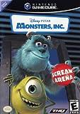 Monsters Inc. Scream Arena - Gamecube