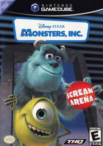 Monsters Inc. Scream Arena