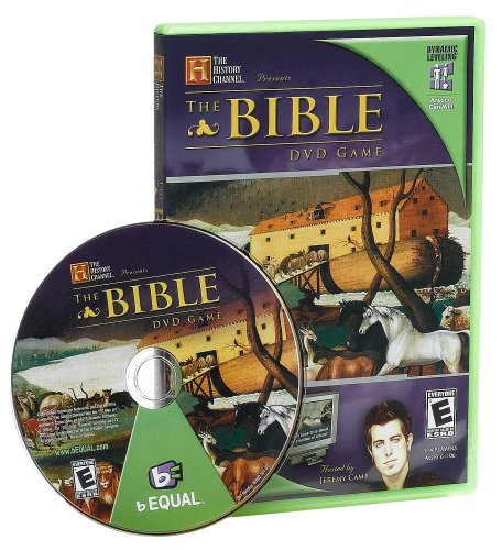 The History Channel: Bible Knowledge Adventure DVD Game