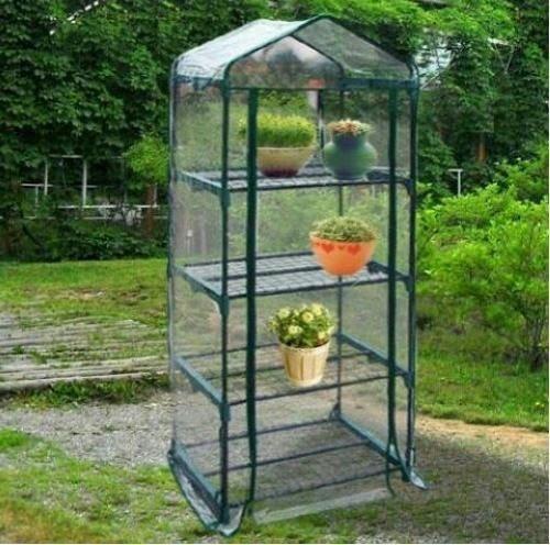 Portable Greenhouse For Patio : Awardpedia palram heavy duty shelf kit