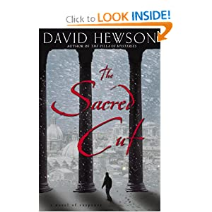 The Sacred Cut - David Hewson