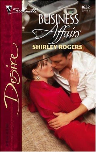 Business Affairs (Harlequin Desire)