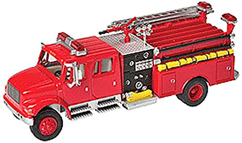 Walthers SceneMaster International 4900 Fire Engine, Red (International Toy Trucks compare prices)