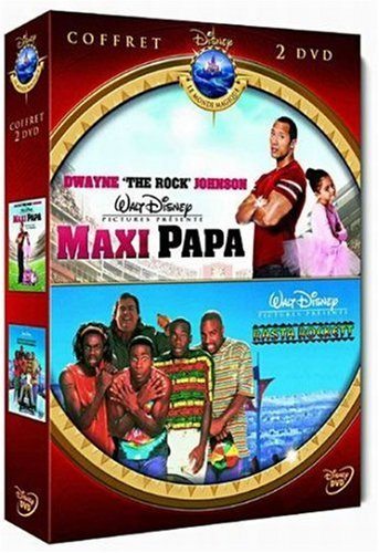 Maxi Papa + Rasta Rockett (Coffret 2 DVD)