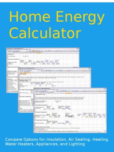 Home Energy Calculator