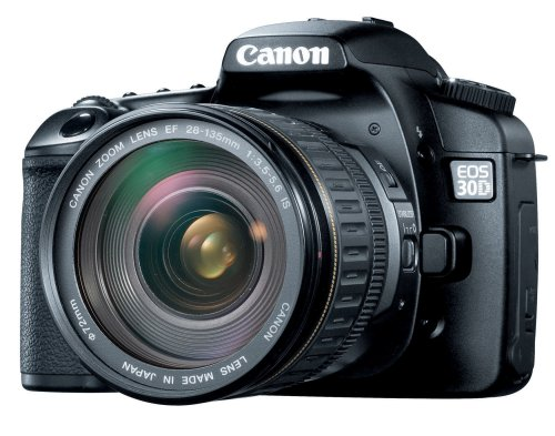 Canon EOS 30D DSLR Camera with EF 28-135mm f/3.5-5.6 IS USM Standard Zoom Lens (OLD MODEL)