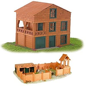 Teifoc tei6100 jeu de construction coffret grande for Jeu de construction de maison virtuel