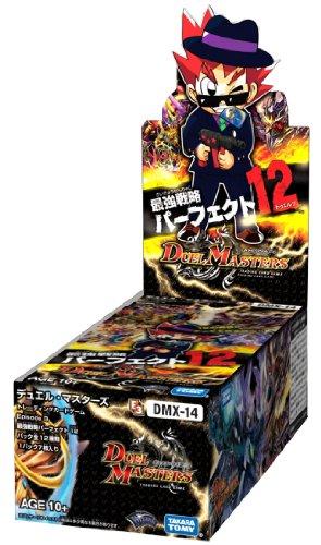 デュエル・マスターズ DMX-14 TCG エピソード3 最強戦略パーフェクト12 BOX