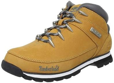 Timberland Euro Sprint Hiker 6200Rm, Herren Stiefel, Gelb (Jaune (Wheat)), 40 EU