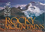 img - for By Daryl Benson Rocky Mountains (National Park, CO): A Collection of 22 Postcards [Cards] book / textbook / text book