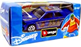 Disney Burago 1/43 Scale DieCast Car Beagle Boys [Blue Paint Job]