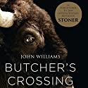 Butcher's Crossing Audiobook by John Williams Narrated by Jesper Bøllehuus