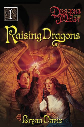 Dragons in Our Midst - Books 1 - 4 - Bryan Davis