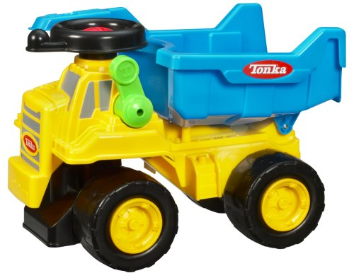 Tonka Wheel Drivers Dump Truck