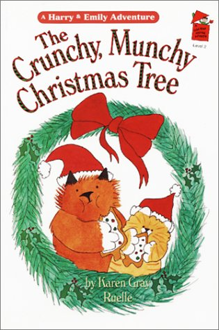 The Crunchy, Munchy Christmas Tree (Holiday House Reader)