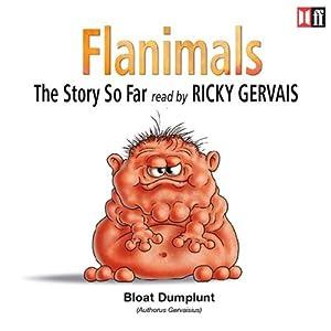 Flanimals Audiobook