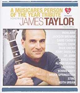 James Taylor - Musicares Person Of The Year Tribute [HD DVD] [Import anglais]