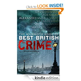 The Mammoth Book of Best British Crime 9 (Mammoth Books)
