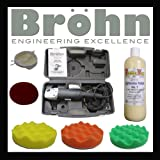 Brohn Black Ice Car Polisher - Gold Pack