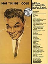 "Nat ""King"" Cole All Time Greatest Hits (ペーパーバック)"