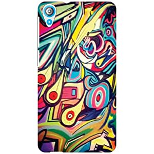 Printland Phone Cover For HTC Desire 820Q