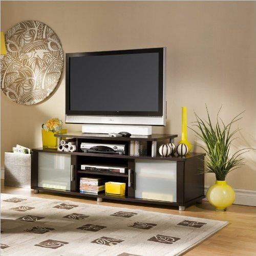 TV Stand - Chocolate