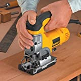 Factory-Reconditioned DEWALT DW331KR Heavy-Duty 6.5 Amp Top Handle Jig Saw