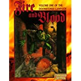 Doomstones Campaign: Fire and Blood v. 1by Simon Forrest
