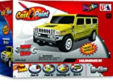 Cast & Paint Kit: Krazy Kars Hummer