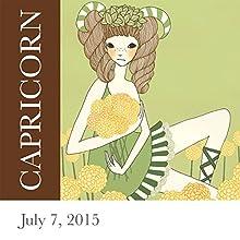 Capricorn: July 07, 2015  by Tali Edut, Ophira Edut Narrated by Lesa Wilson