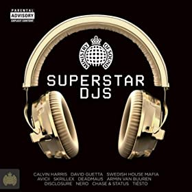 Superstar DJs - Ministry of Sound