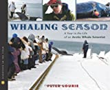 Peter Lourie Whaling Season: A Year in the Life of an Arctic Whale Scientist (Scientists in the Field)