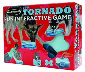 Company of Animals Nina Ottosson Dog Tornado Interactive Plastic Toy