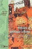 echange, troc Marie-Pierre Arnaud-Lindet - Histoire et politique à Rome